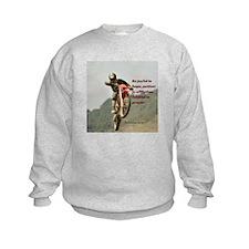 Motorcross Prayer Sweatshirt