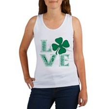 Irish Celtic Love Tank Top