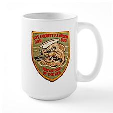 USS EVERETT F. LARSON Mugs