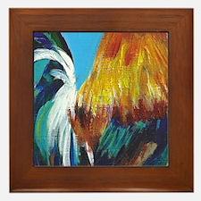 Mr. Elegance Framed Tile