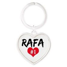 RAFA number one Keychains