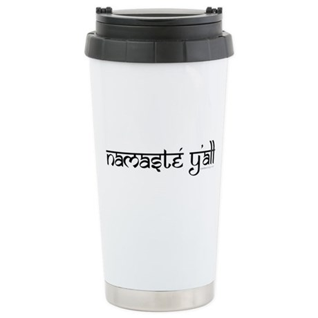 Namasté Y'all Travel Mug