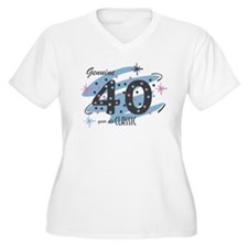 Classic 40 Confetti T-Shirt