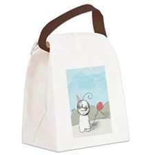 Sup Cry Canvas Lunch Bag