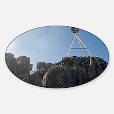 radar reflector Decal