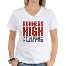 Runners High Still Legal In Shirt