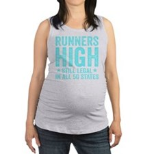 Runners High Still Legal In All Maternity Tank Top