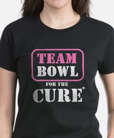TEAM Bowl for the Cure Tee