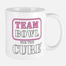 TEAM Bowl for the Cure Mug