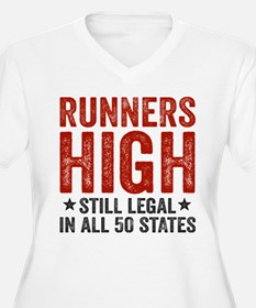 Runner's High. St T-Shirt