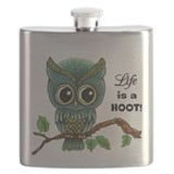 Cute owl Flasks