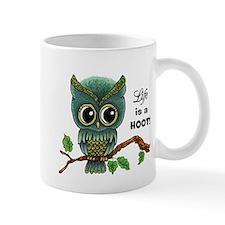 Lifes a Hoot Owl Mugs