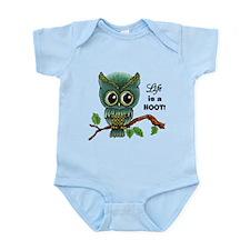 Lifes a Hoot Owl Body Suit