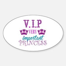 Princess: VIP Decal