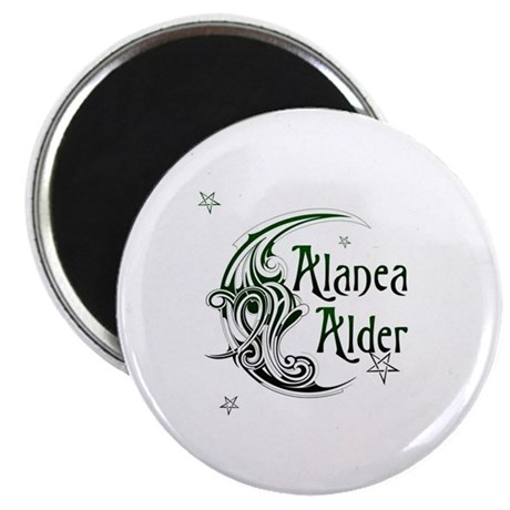Alanea Alder Magnet