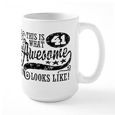 41st Birthday Mug