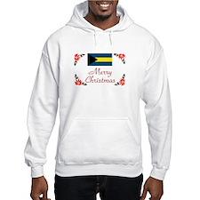 Bahamas-Merry Christmas Hoodie