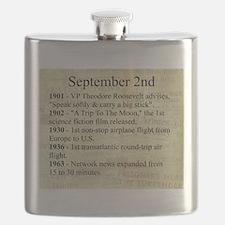 September 2nd Flask