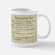 September 2nd Mugs