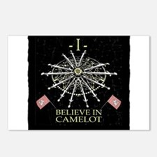 I Believe In Camelot Postcards (Package of 8)