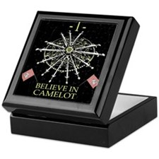 I Believe In Camelot Keepsake Box