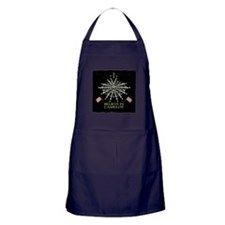 I Believe In Camelot Apron (dark)
