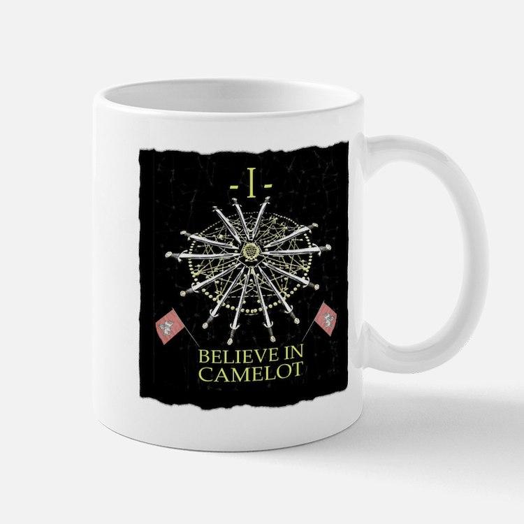 I Believe In Camelot Mugs