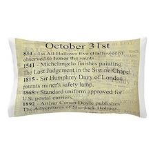 October 31st Pillow Case