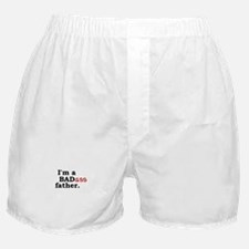 BADass Father Boxer Shorts