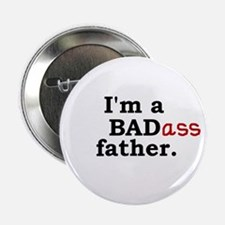 BADass Father Button