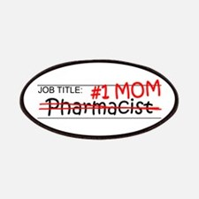 Job Mom Pharmacist Patches
