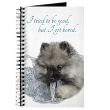 Bored Puppy Journal