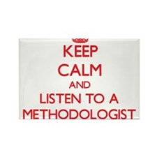 Keep Calm and Listen to a Methodologist Magnets