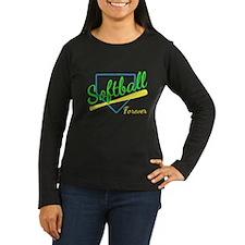 Softball Forever Long Sleeve T-Shirt