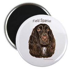 Field Spaniel liver Magnet