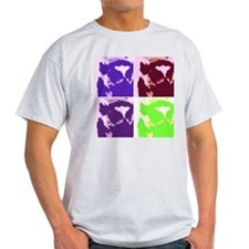 Lemur Pop Art T-Shirt