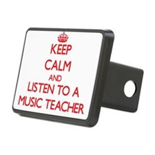 Keep Calm and Listen to a Music Teacher Hitch Cove