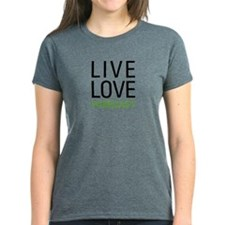 Live Love Forecast Tee