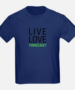Live Love Forecast T