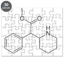 Methylphenidate Molecule Puzzle
