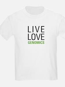 Live Love Genomics T-Shirt