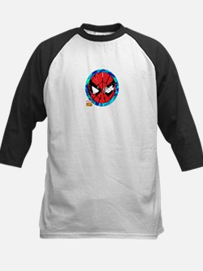 Spider-Man Comic Icon Kids Baseball Jersey