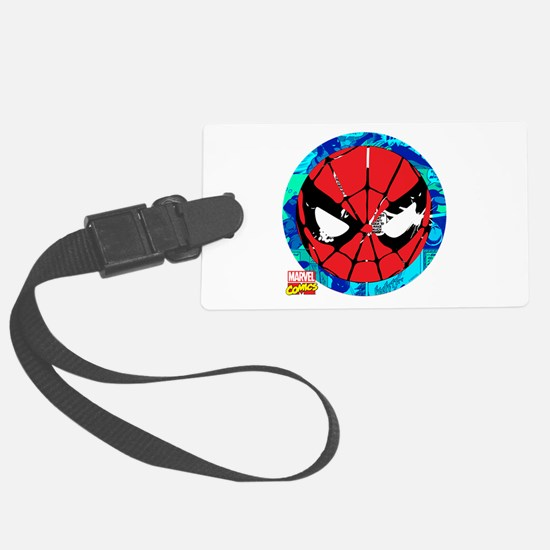 Spider-Man Comic Icon Luggage Tag