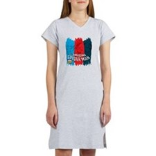 Spiderman Brush Women's Nightshirt