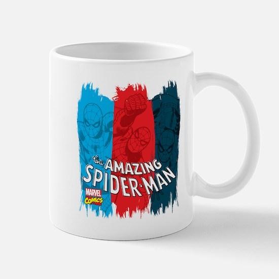 Spiderman Brush Mug