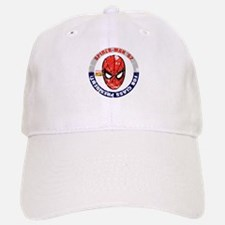 Spiderman for President Baseball Baseball Cap