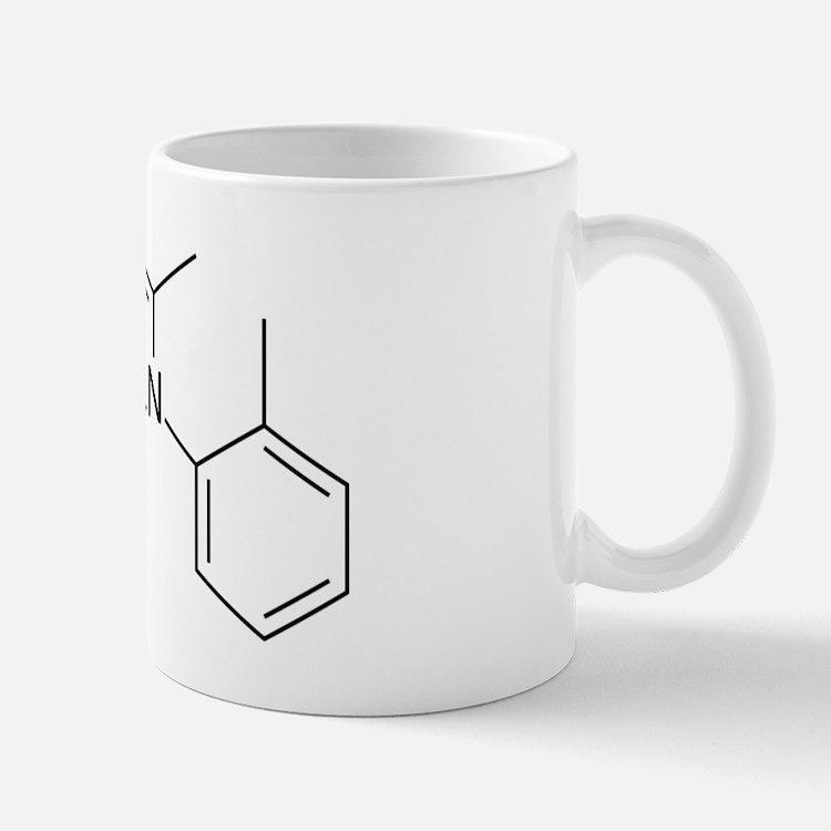 Methaqualone Mug
