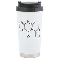 Methaqualone Travel Mug