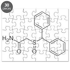 Modafinil Molecule Puzzle