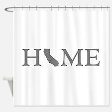 California Home Shower Curtain